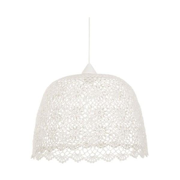 Stropné svetlo Mauro Ferretti Cotton Lace, 45 cm
