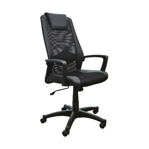 Čierna kancelárska stolička 13Casa Office A23