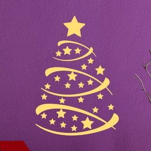 Samolepka Fanastick Christmas Tree