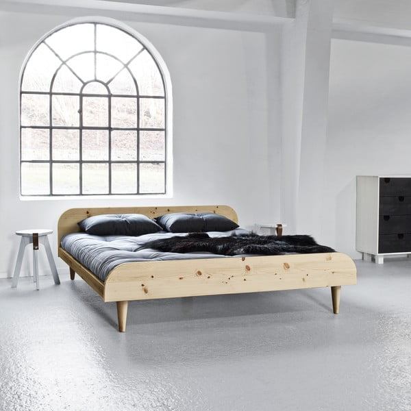 Posteľ Says Who for Karup Twist Natur,180x200cm