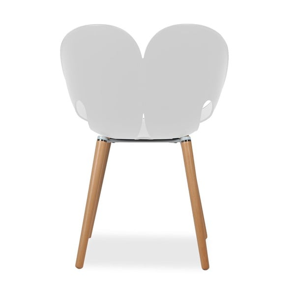 Stolička Flyer White