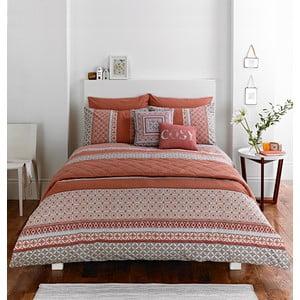 Obliečky Kalisha Stripe Spice, 135x200 cm