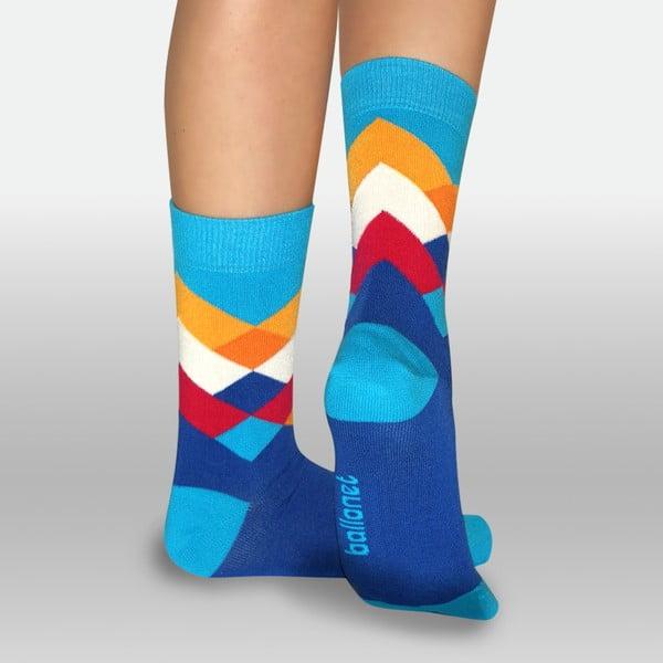 Ponožky Ballonet Socks Diamond Sea,veľ. 41-46
