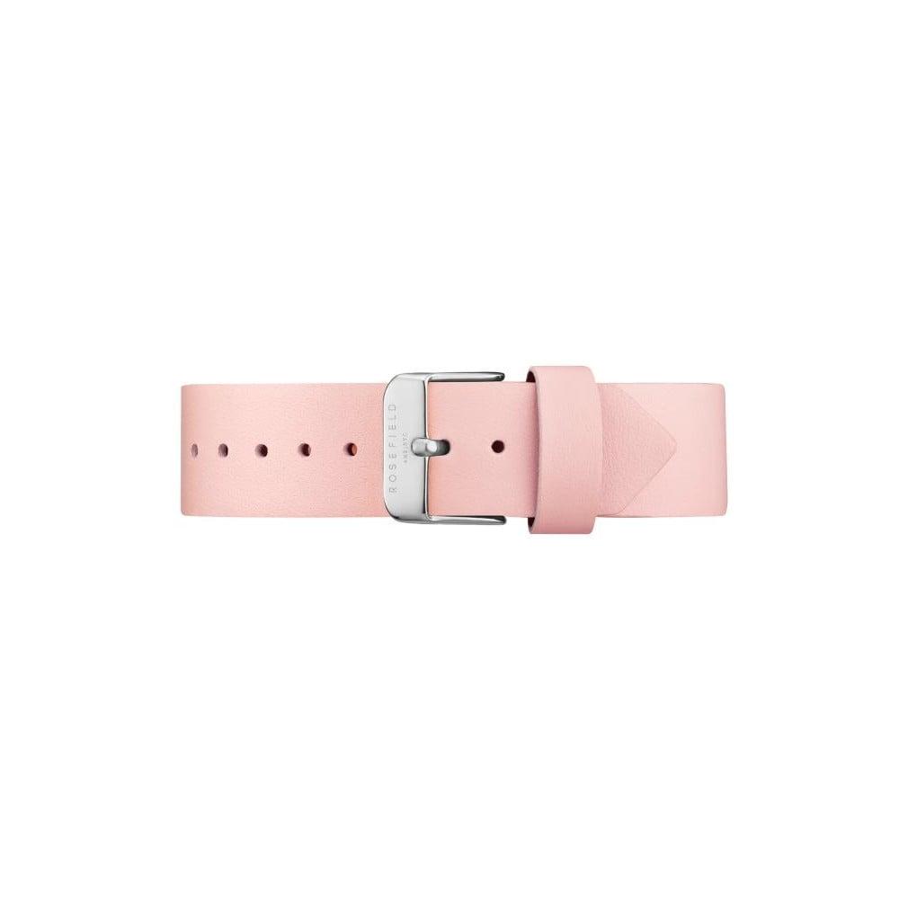 1b3f0561b Strieborno-ružové dámske hodinky Rosefield The Gramercy | Bonami