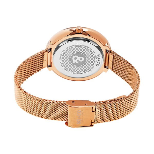 Dámske hodinky So&Co New York GP16084