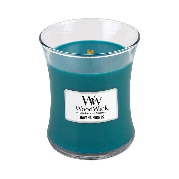Vonná sviečka WoodWick Horúca letná noc, 100 hodín