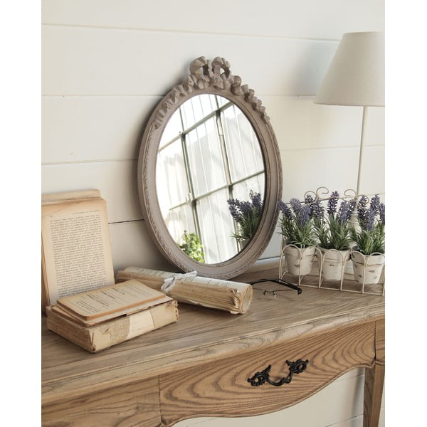 Zrkadlo Grey Antique, 37x50 cm