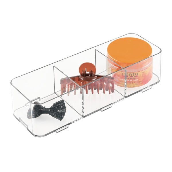 Organizér InterDesign Clarity Cosmetics