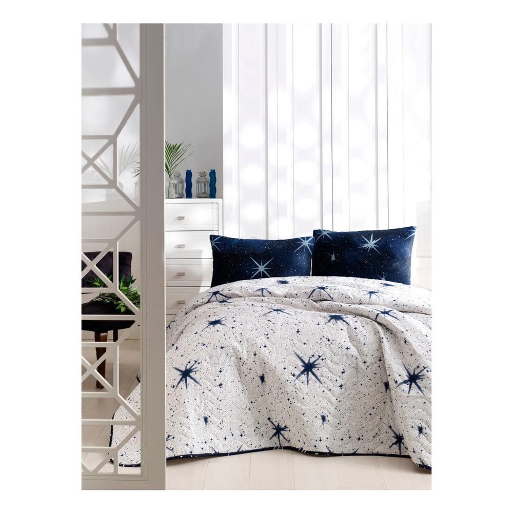 Set prikrývky cez posteľ a obliečky na vankúš Lura Misma, 160 × 220 cm