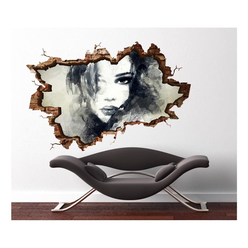 Nástenná samolepka 3D Art Sien, 135 × 90 cm