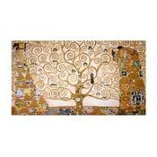 Obraz Gustav Klimt Tree of Life, 90 x 50 cm