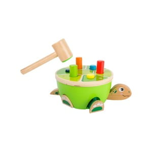 Detské zatĺkadlo Legler Turtle Hammering