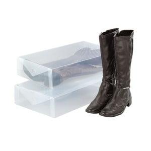 Set 2 úložných boxov na čižmyWenkoPack