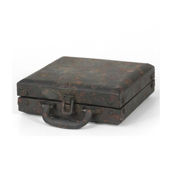 Hodiny v kufríku Valigetta