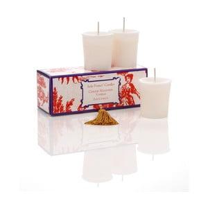 Sada 6 sviečok Chinese Mandarin, 12-15 hodín horenia