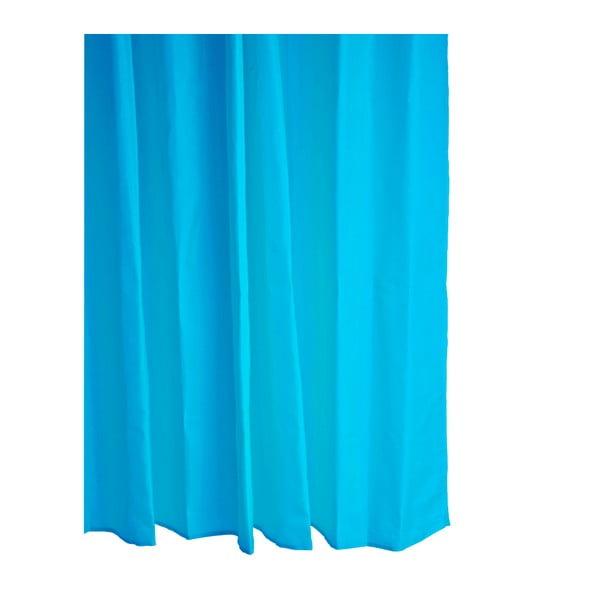 Modrý sprchový záves Galzone