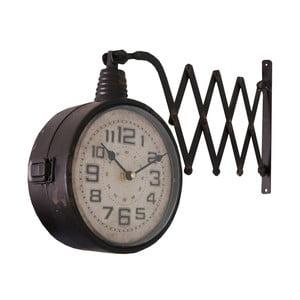 Nástenné nastaviteľné hodiny Antic Line Pendule