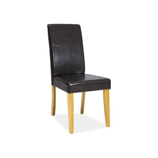 Stolička C114, čierna