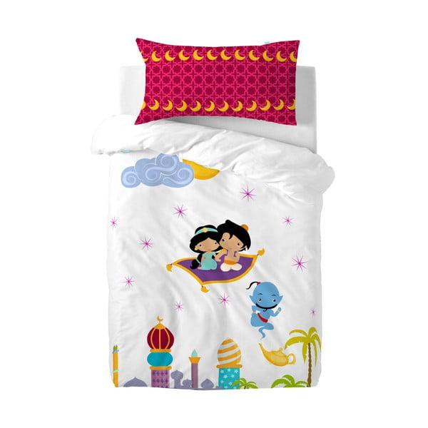 Detské obliečky na paplón a vankúš Mr. Fox Aladdin, 115x145cm