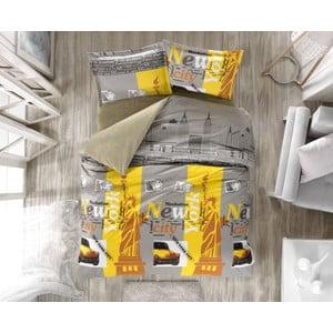 Obliečky s plachtou New York Poly, 200x220 cm