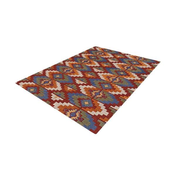 Vlnený koberec Kilim No. 737, 155x240 cm