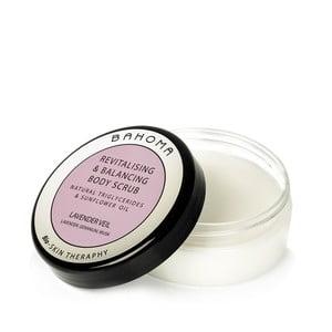 Telový peeling Bahoma London Lavender Veil, 250 g
