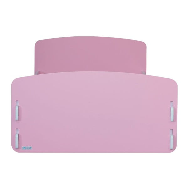 Detská posteľ Pink Junior, 147x80x60 cm