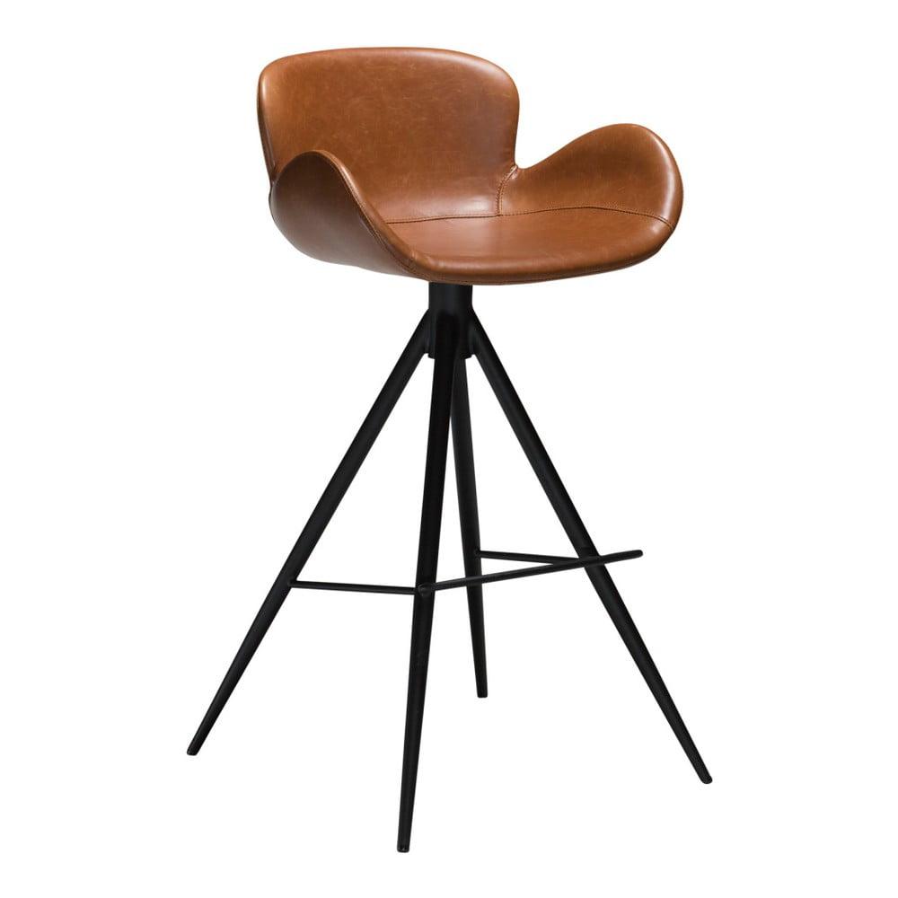 Svetlohnedá barová stolička DAN-FORM Denmark Gaia