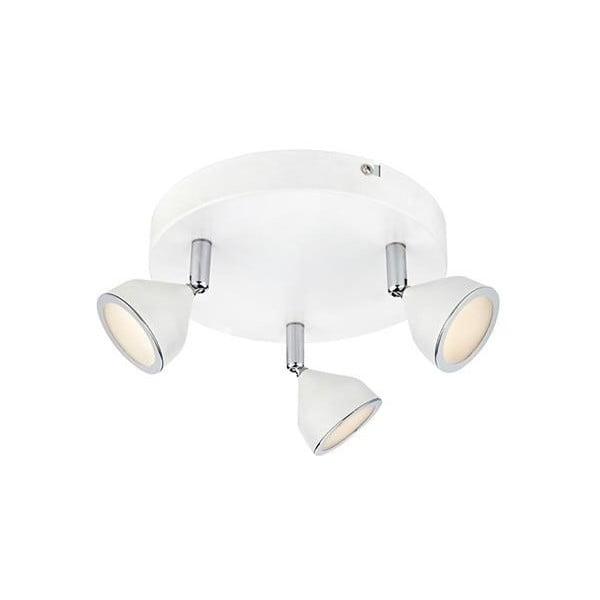 Biele závesné svetlo Markslöjd Bell Ceiling