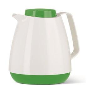 Termo kanvica Momento Tea White/Green, 1 l