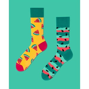 Ponožky Many Mornings Watermelon Splash, veľ.35/38
