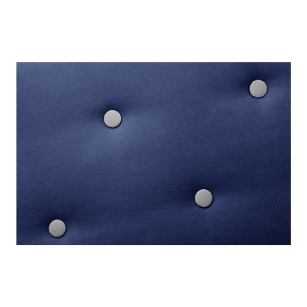 Pohovka Constellation Grand Navy Blue s leňoškou na ľavej strane