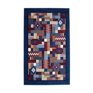 Koberec Webtappeti Azzurro, 100 x 150 cm
