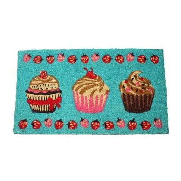 Rohožka Sweet Cupcake, 40x70 cm