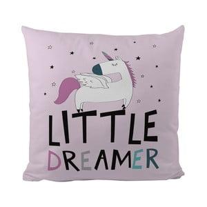 Vankúš Mr. Little Fox Little Dreamer, 50x50cm
