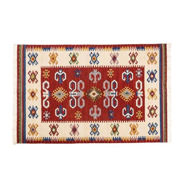 Ručne tkaný koberec Kilim Dalush 501, 220x160 cm
