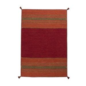 Koberec Native Red, 160x230 cm