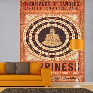 Veľkoformátová tapeta Candles, 158x232cm