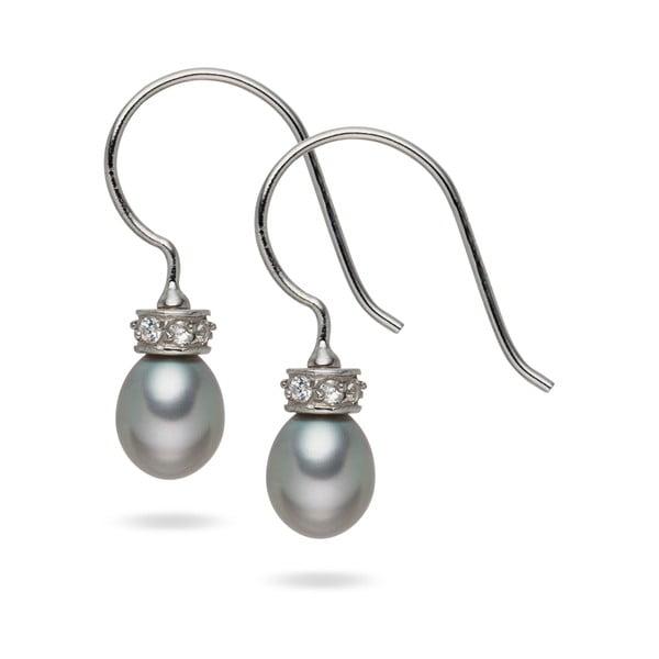 Náušnice Yamato Pearls Silver