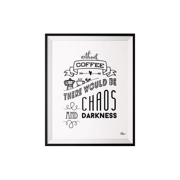 Plagát Coffee, 50x70 cm