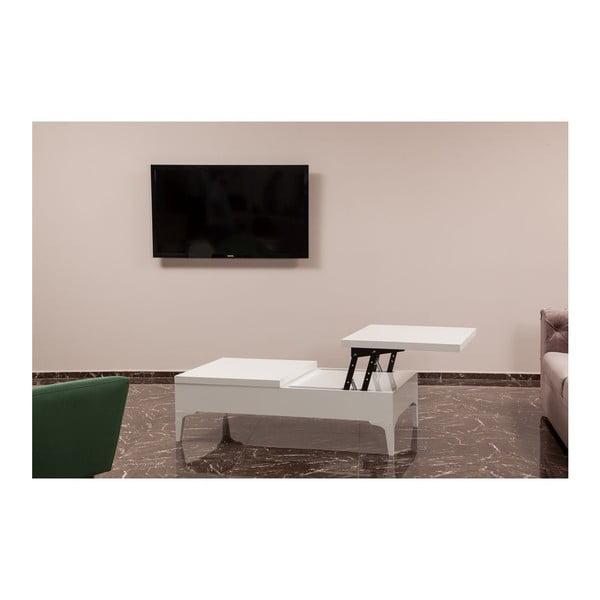 Konferenčný stolík Sempati White
