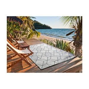Svetlosivý koberec vhodný aj do exteriéru Universal Elba, 160 × 230 cm