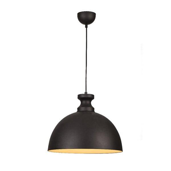 Stropné svetlo Simple Black/Yellow