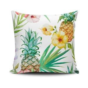 Obliečka na vankúš s prímesou bavlny Cushion Love Kelsieto, 45 × 45 cm