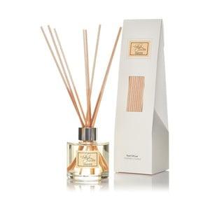 Difuzér s vôňou vanilky a fíg Skye Candles, dĺžka intenzity vône 8 týždňov