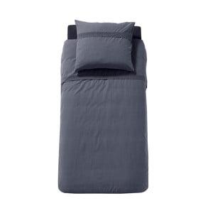 Tmavosivé bavlnené posteľné obliečky Cinderella Simone Grey, 200 x 140 cm