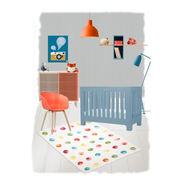 Detský koberec Noida, 120x170cm