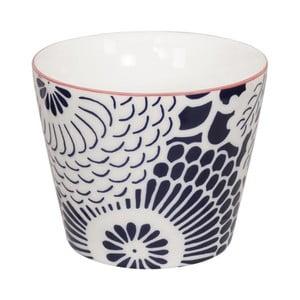 Modro-biely porcelánový hrnček Tokyo Design Studio Shiki, 180ml