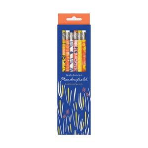 Sada ceruziek Galison Mudpuppy Meadowfield, 8ks