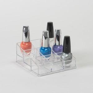 Stojan na 9 lakov na nechty Compactor Nails